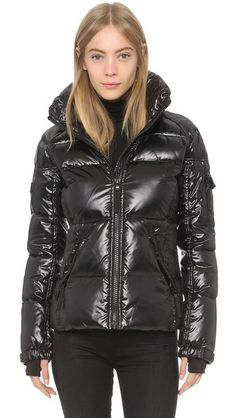 Warm Puffer Jackets that Are Flattering: Glamour.com