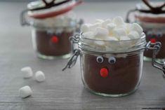 Weihnachtskakao selber machen - Schnin's Kitchen Marshmallow, Pudding, Xmas, Sweets, Desserts, Gifts, Winter, Food, Gift Ideas