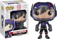 disney big hero 6 | Big Hero 6' Pop! Vinyl figures | Robot 6 @ Comic Book ResourcesRobot 6 ...