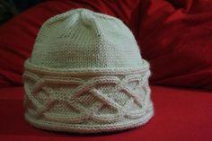 Free Knitting Pattern - Hats: Carrick Bend Cap