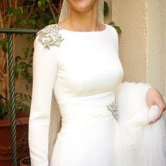 #novias#vestidos#manueldevivar#altacostura#Madrid#detalles#bordados#bodas#wedding
