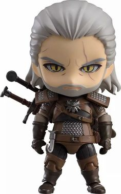 · Looking for game Good Smile The Witcher 3 Wild Hunt Geralt Figure?  · This Figure is the perfect choice for game fashion. · Body of Hangings made from Finished PVC Coating. · Moe Energy has all kind of anime figures and cute stuff you'd love to collect! As an 🌸 Anime The Witcher 3, Witcher 3 Wild Hunt, Anime Figures, Action Figures, Haikyuu, Top Anime, Dc Comics, The Last Wish, Batman Ninja
