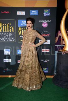 Deepika Padukone at the IIFA Magic of the Movies