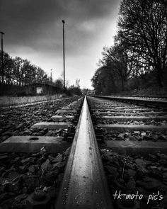 on track .... #motog  #BWPhoto  #BWCollection  #train  #bwnature  #BW  #BWStreetPhotograpghy  #bwphotography  #track  #trainphotography  #traintracks  #trainrail  #train  #eyeemphotography  #EyeEm #blackandwhite #BW by tk_moto_pics