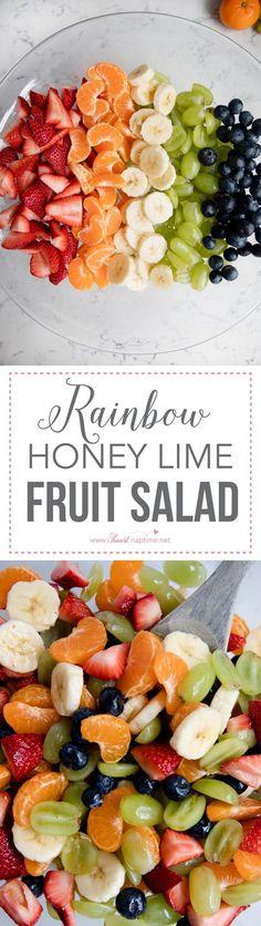 Rainbow Honey Lime F
