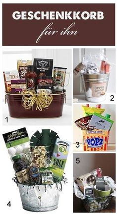 47 ideas birthday presents for him homemade for 2019 Birthday Presents For Him, Birthday Gift For Him, Best Birthday Gifts, Men Birthday, Homemade Birthday, Birthday Ideas, Gift Baskets For Him, Basket Gift, Diy Gifts For Men