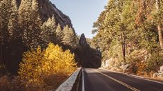 Yosemite on Behance