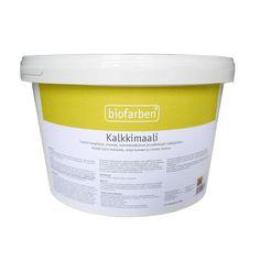 Suomen paras kalkkimaali. Kalkkimaali 2,5L - Biofarben