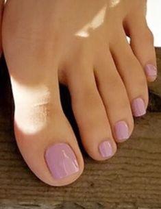 Pink Toe Nails, Pretty Toe Nails, Cute Toe Nails, Feet Nails, Pretty Toes, Pink Pedicure, Foot Pedicure, Colorful Nail Designs, Toe Nail Designs