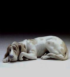LLADRO - OLD DOG