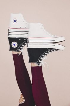 GIFT THEM A PAIR. OR TWO. Shop the full Chuck Taylor Collection at Converse.com