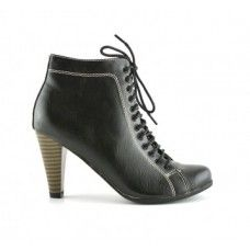 Botine Bum Negre Booty, Ankle, Shoes, Fashion, Moda, Swag, Zapatos, Wall Plug, Shoes Outlet