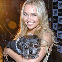 Hayden Panettiere ... Brought to you in part by StoneArtUSA.com ~ affordable custom pet memorials since 2001