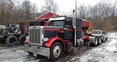 Peterbilt 359, Peterbilt Trucks, Buses, Rigs, School, Vehicles, Trucks, Wedges, Busses