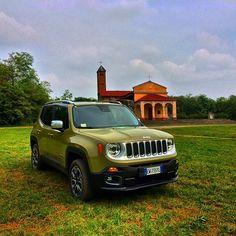 2015 Jeep Renegade via @motoringmiddleeast