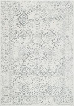 NuLoom Vintage Odell Ivory RZBD21A. Machine-made area rug made of 100% polypropylene, featuring a contemporary design. A wonderful and rich centerpiece for any room setting.100% PolypropyleneMachine MadeMade in: Turkey