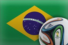 Brasil na Copa 2014 #futebol