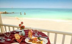 Dine out at Coconut Grove Restaurant, Siboney Beach Club, Antigua