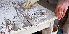 Comment décaper un meuble