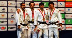 Türk Judocular göğsümüzü kabarttı