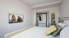 Aspalathos Junior Suite - Bedroom, Elakati Luxury Boutique Hotel, Rhodes , Greece