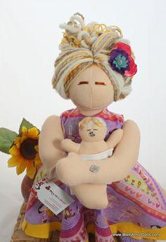 Birthing and Breastfeeding MamAmor doll - HANNA | MamAmor Dolls  She's so bright and soft shuttle beauty- why I like her:)