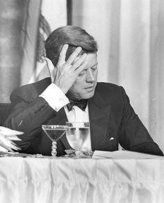 President Kennedy in Miami Nov.18 1963