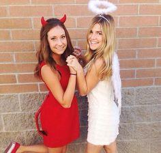 24 Sencillos disfraces para ti y tu mejor amiga