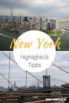 Du planst einen Städtetrip nach New York? Hier findest du unsere persönlichen Highlights und Tipps abseits der Touristen-Attraktionen mit vielen praktischen Infos.
