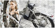 Sähkösarja + oma pyörä = sähköpyörä!