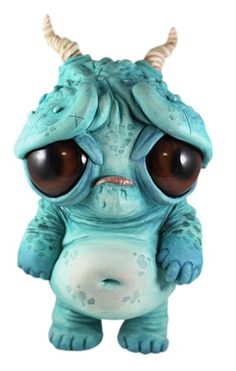 More Chris Ryniak.   Kawaii toys  Cute critters and monsters. Artwork and sculpture by Chris Ryniak http://chrisryniak.com/