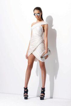 BCBG Max Azria Resort 2010 Fashion Show - Hailey