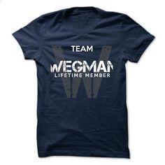 WEGMAN - TEAM WEGMAN LIFE TIME MEMBER LEGEND - #muscle tee #navy sweater. GET YOURS => https://www.sunfrog.com/Valentines/WEGMAN--TEAM-WEGMAN-LIFE-TIME-MEMBER-LEGEND.html?68278