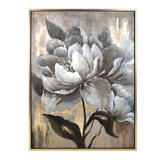 Found it at cymax.com - IMAX Corporation Herbaceous Framed Oil Painting in Beige