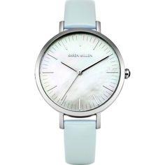 KAREN MILLEN Ladies Watch KM126U  color Blue
