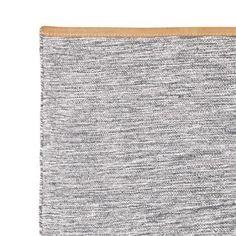 Björk rug light grey - light grey 80x250 cm - Design House Stockholm