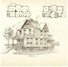 Victorian House Plans.3