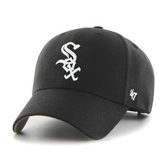 9954bba97ac Chicago White Sox MVP Home 47 Brand Adjustable Hat