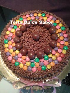 Tortas de Pirulin con chocolates,  torontos,