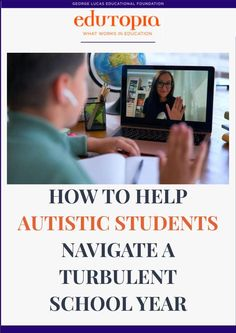 Autistic students may need additional support to cope with the changing routines and shifts between distance and in-person learning. Behavior Tracker, Instructional Planning, Education Director, Cult Of Pedagogy, Co Teaching, School Staff, Positive Reinforcement, Learning Disabilities, Communication Skills