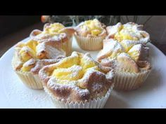Italian cakes * Sophony * – About Healthy Desserts Cake Cookies, Cupcake Cakes, Ricotta Dessert, Mini Tortillas, Italian Cake, Healthy Desserts, Yummy Cakes, Baked Goods, Food And Drink