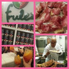 #Appetizer #FGDbari #frulez @ciriopassion @angelasantoros