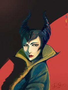 Maleficent.