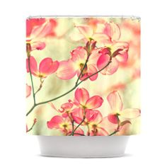 "Sylvia Cook ""Morning Light"" Shower Curtain 
