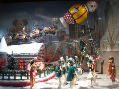 Macy's Christmas Window Displays (2007) - 014 by ShamrockTattoo, via Flickr