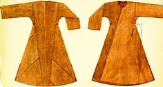 caftan/viking coat - works 4 early/north Rus as well