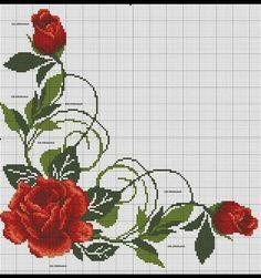 1 million+ Stunning Free Images to Use Anywhere Cross Stitch Borders, Cross Stitch Rose, Cross Stitch Flowers, Cross Stitch Charts, Cross Stitch Designs, Cross Stitching, Cross Stitch Embroidery, Cross Stitch Patterns, Wedding Cross