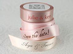 Custom Printed Ribbon Flower Packaging, Bag Packaging, Packaging Design, Tag Design, Label Design, Wedding Car Ribbon, Paper Carrier Bags, Ribbon Bouquet, Personalized Ribbon