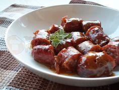 Λουκάνικα Ψητά με Μουστάρδα και Μέλι! Chicken Lazone, Greek Cooking, Sausage And Egg, Greek Recipes, Diy Food, Food Styling, Main Dishes, Food Porn, Dessert Recipes