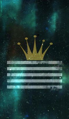 Kings remain to be kings👑👑👑👑👑 [owner] Bigbang Logo, Gd Bigbang, Bigbang G Dragon, Daesung, Vip Logo, Bigbang Wallpapers, Flower Road, Korean K Pop, Big Bang